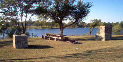 Marion County Park and Lake